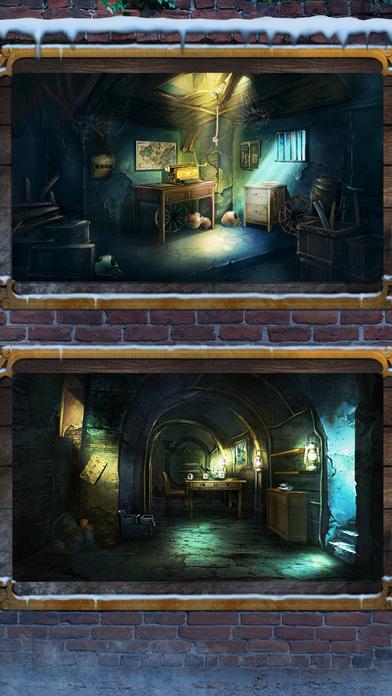 Room Escape story 8:Secret Agent Screenshot on iOS