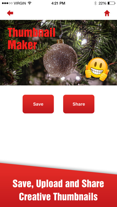 Thumbnail Maker for YouTube Videos - AppRecs