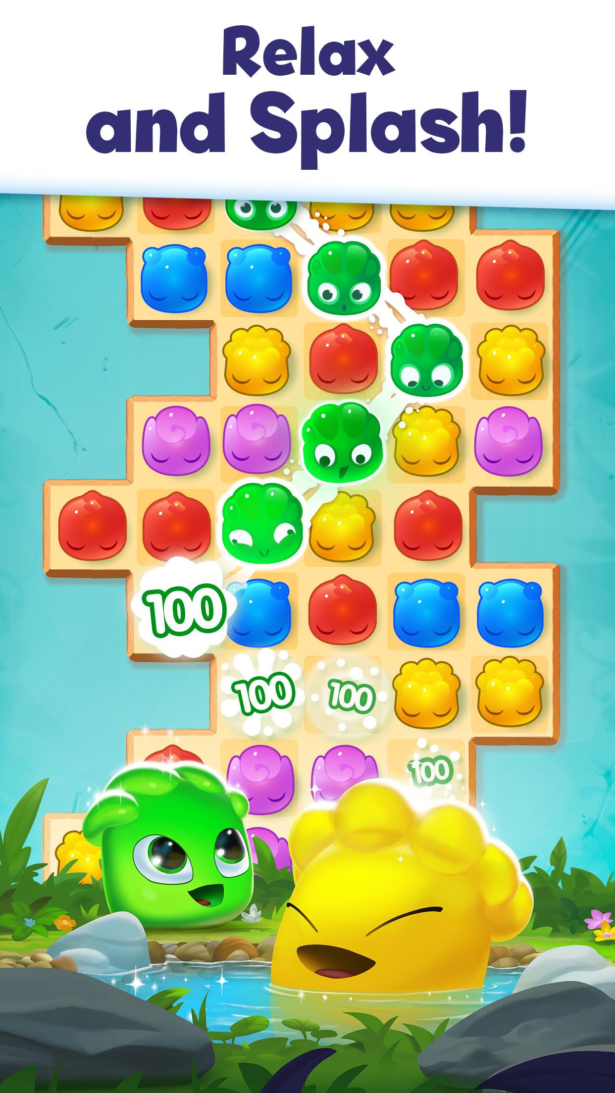 Jelly Splash Screenshot