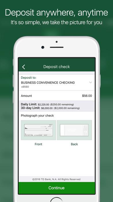 td bank iphone app download