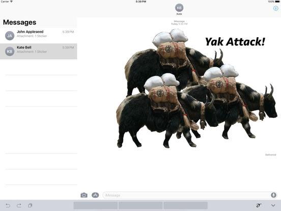 yak chat