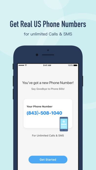 LinePlus-2ndLine for Text&Call by KS Mobile, Inc