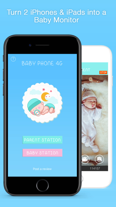 Baby Monitor - Baby phone App Download - Android APK