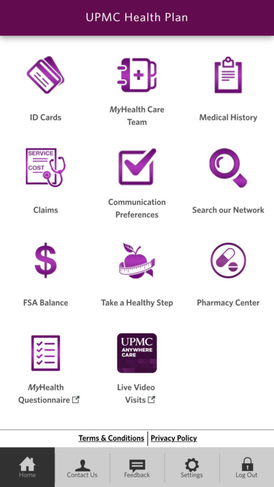 Upmc email on android