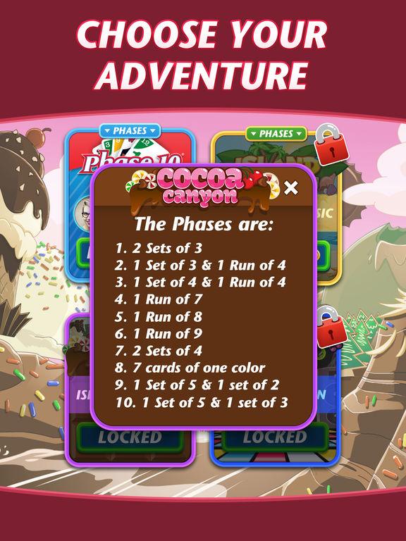 Phase 10 Tricks