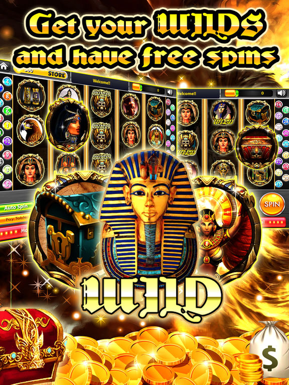 Free Casino Slot Machine Games Treasure Of Egypt