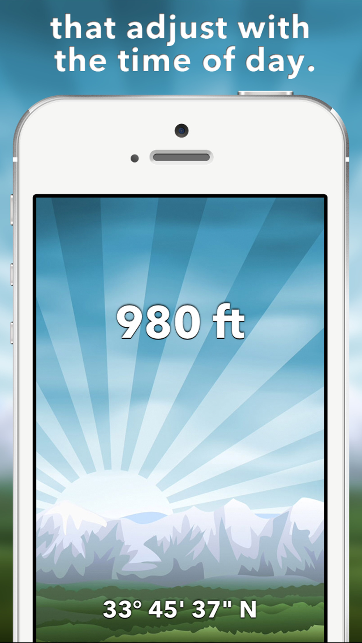 Travel Altimeter Lite: GPS Altitude, Map Elevation Screenshot