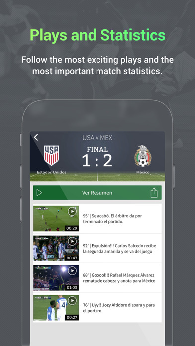 univision deportes liga mx mls f tbol en vivo on the app store. Black Bedroom Furniture Sets. Home Design Ideas