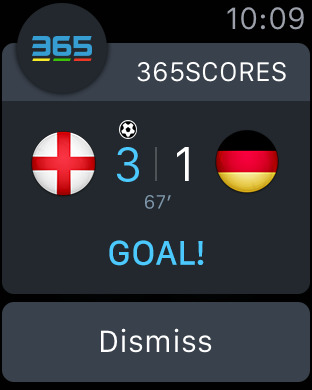 365Scores Screenshot