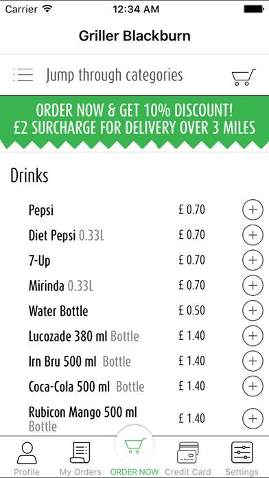 App Shopper Griller Blackburn Food Drink