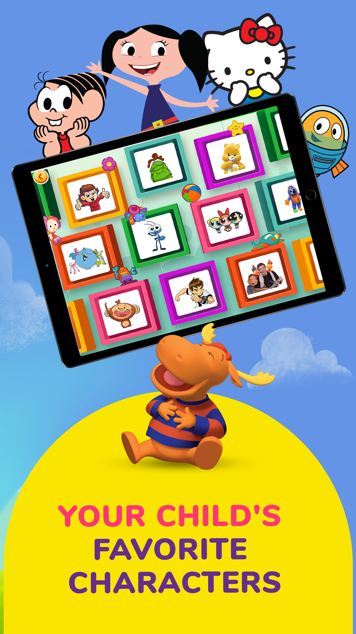 PlayKids - Educational Cartoons and Games for Kids Screenshot