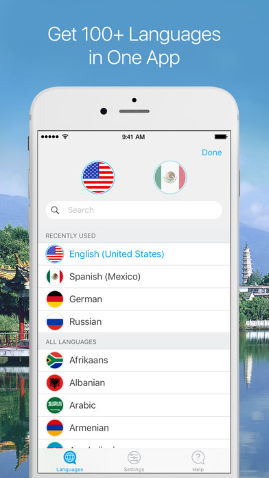 Translator Italian: Instant Voice & Text Translator App