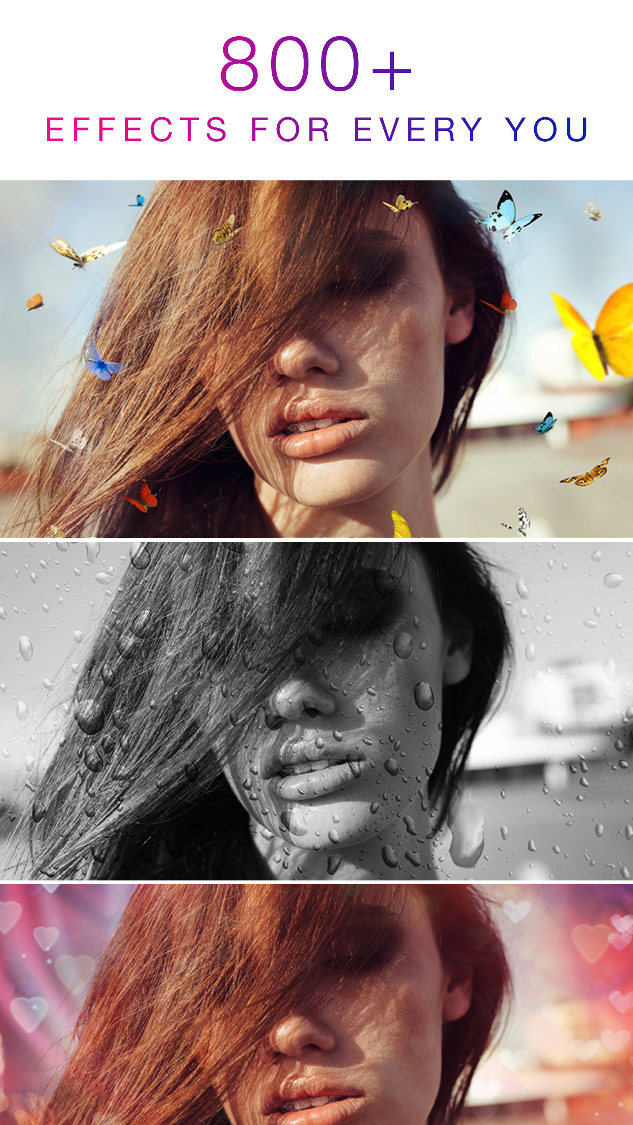 Photo Lab: Picture Editor, effects & fun face app Screenshot