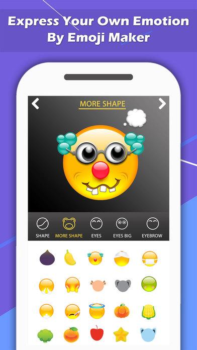 App Shopper: Emoji Maker - Create Personal Chat Emojis