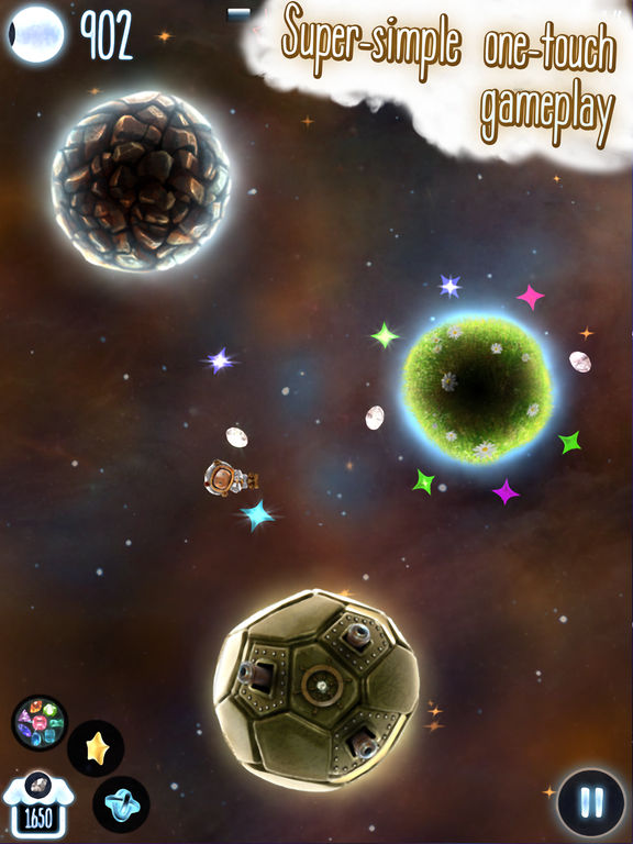 Little Galaxy Family Screenshot