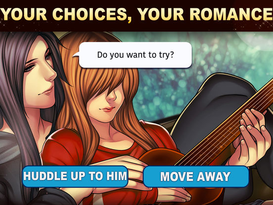 is it love colin choose your story on the app store. Black Bedroom Furniture Sets. Home Design Ideas