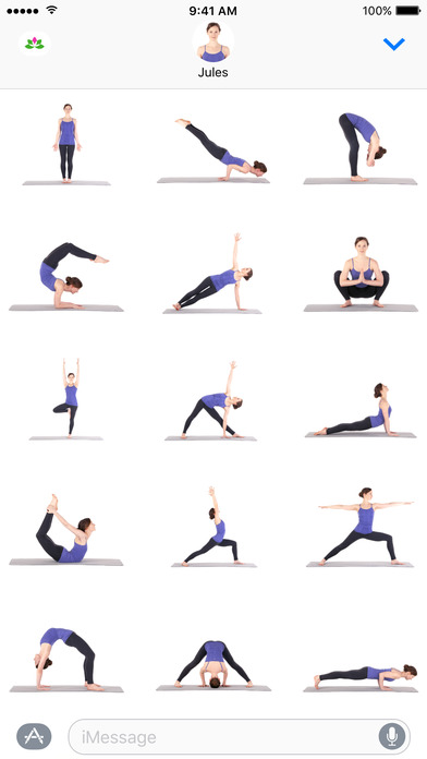 Yoga Studio Screenshot