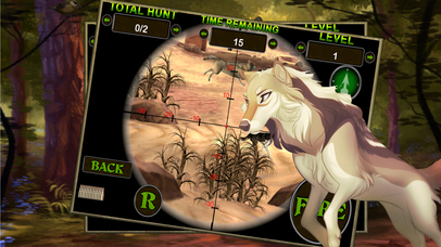 Lets Hunt Wild Wolf – Forest Hunter Screenshot on iOS