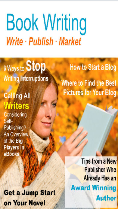 How To Write & Publish A Book!