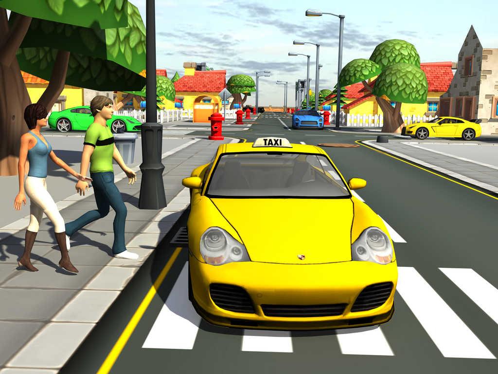 Game Online Parking Car D