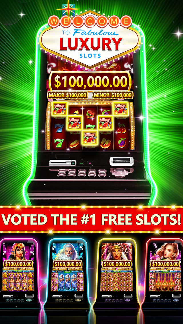 Play Casino Slot Machine