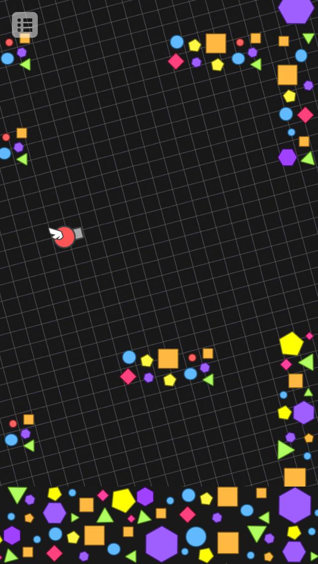 Tank.io War - Basic Edition Screenshot on iOS