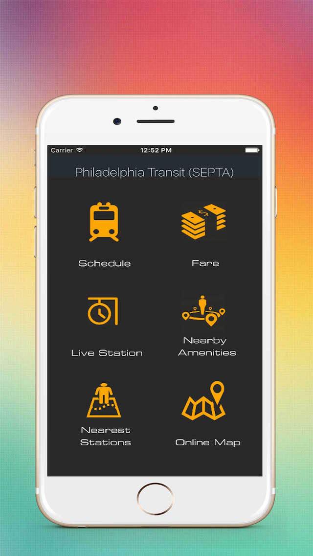 Septa App For Iphone