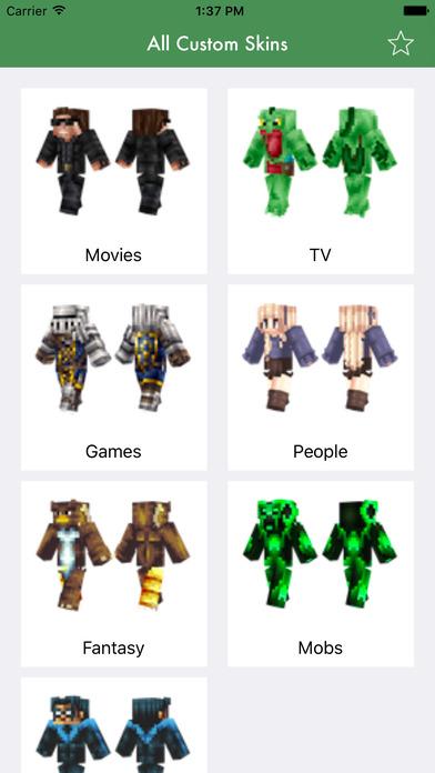 Skins For Minecraft PE - Minecraft Skins