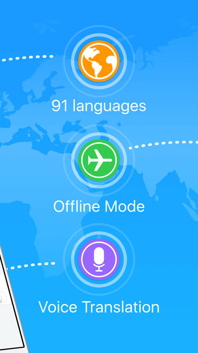 iTranslate - Language Translator & Dictionary Screenshot