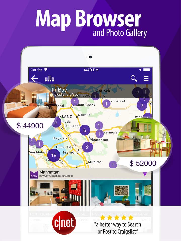 cPro Craigslist Mobile client - AppRecs