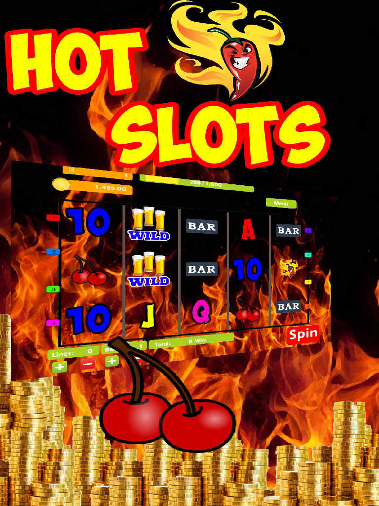Red Chilli Slot Machine