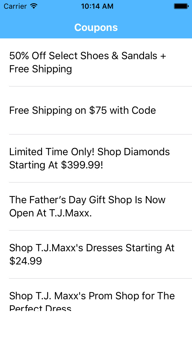 photograph about Marshalls Printable Coupons identify Tj maxx discount codes printable 2018 : Ninja cafe nyc discount coupons