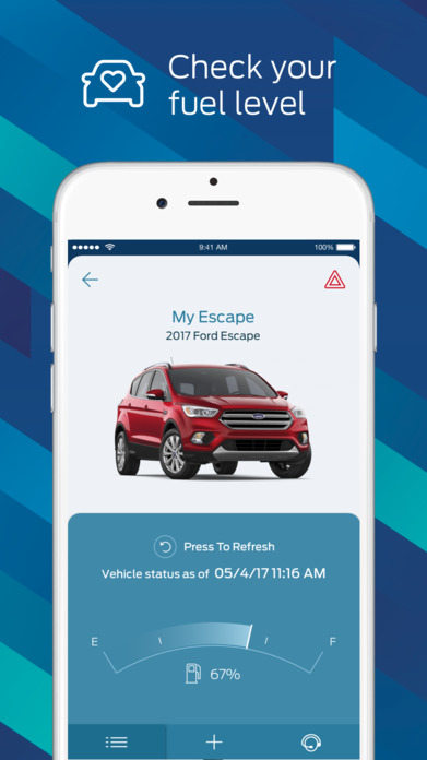 FordPass — Find parking, get Roadside Assistance and more Screenshot