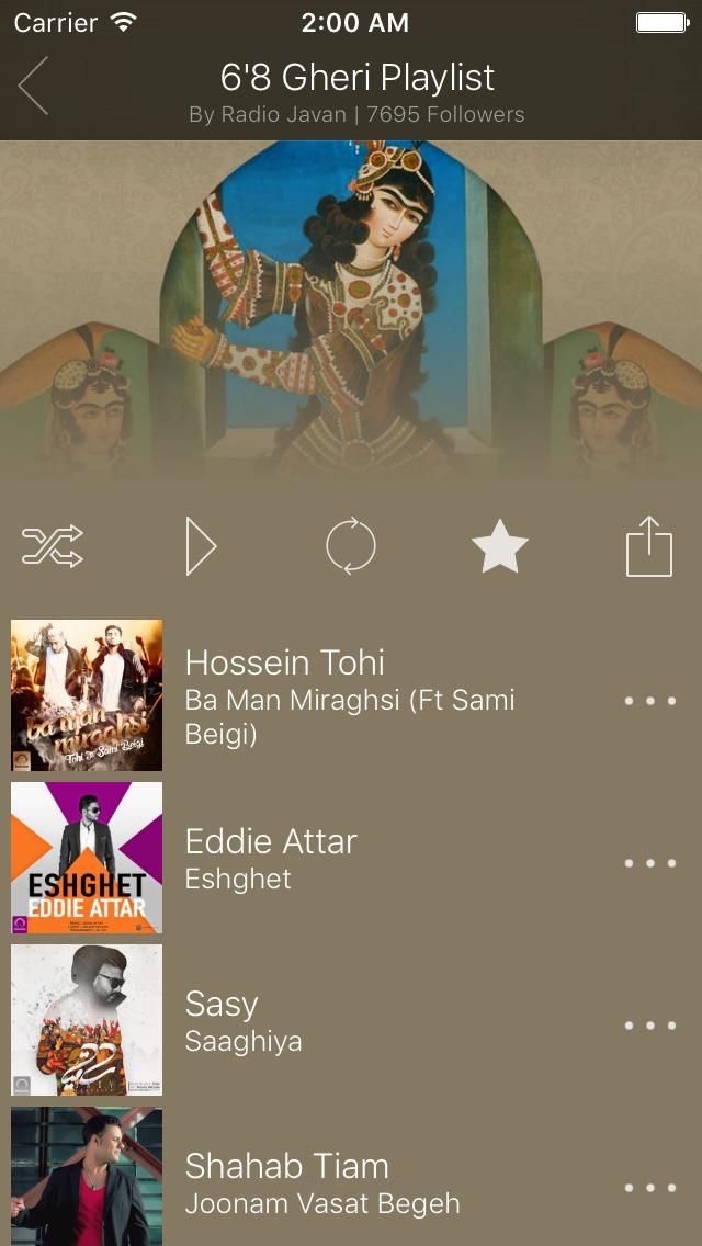 Radio Javan - Persian Music | Free Mac Software