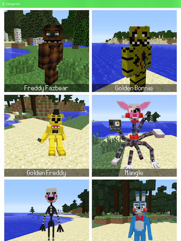FNAF MOD for Minecraft PC Guide Edition - AppRecs