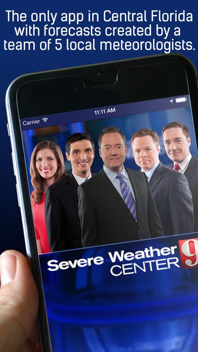 WFTV Channel 9 Weather - appPicker