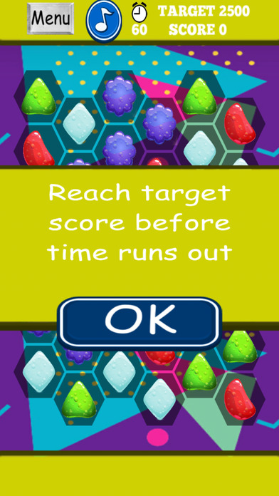 Bubble Power - Sugar Force Screenshot on iOS