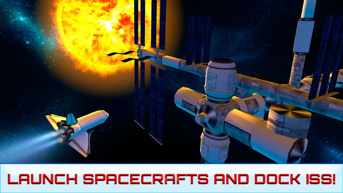 space shuttle launch simulator online - photo #45