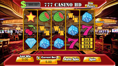 AAA 777 UP CASINO BET Screenshot on iOS