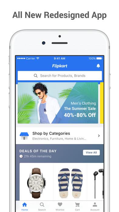 Flipkard online shopping