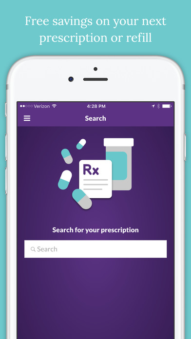 SearchRx Screenshot