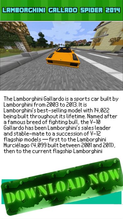CAR MOD - Cars Vehicle Mods Guide for Minecraft PC