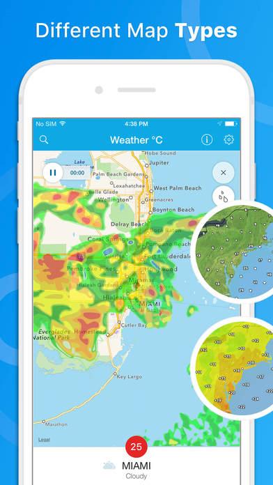 Weather ℃ Screenshots