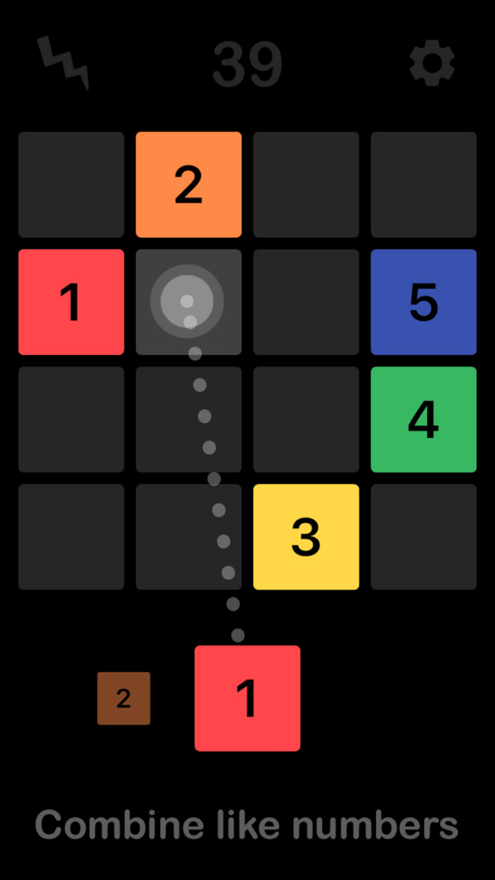 16 Squares - Puzzle Game Screenshot