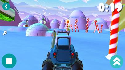 Cool Driver - Winter Edition - FREE Screenshot on iOS