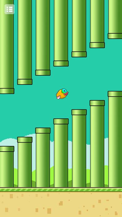 Flappy Game : Original Bird Returns Screenshot