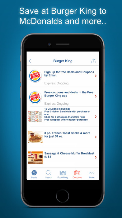 Whether you're looking for local restaurant coupons, or you're in an unfamiliar town and want to find meal deals nearby, the Forks app can help you save big on your next restaurant vetmed.ml mobile restaurant coupons are free for both Apple and Android phone.