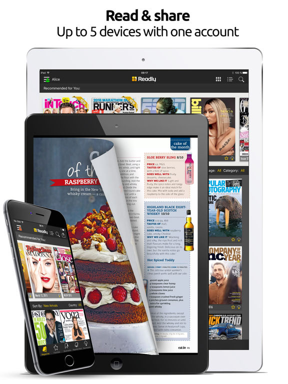 The best magazine apps for iPad - appPicker