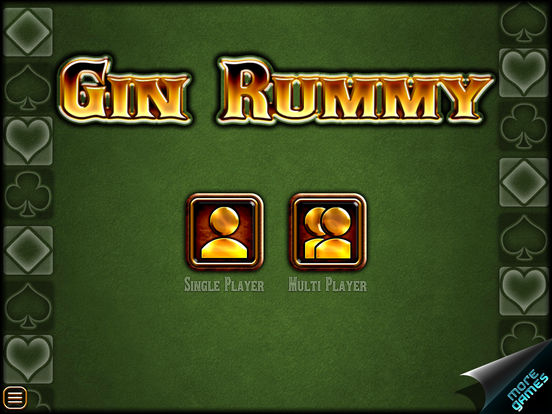 Gin Rummy Hd The Best Online Card Game Ipa Cracked For