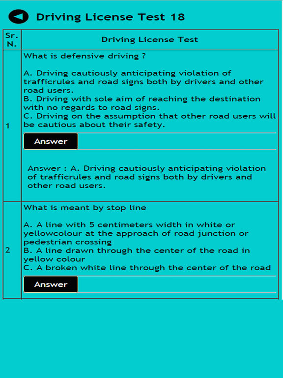Indian Driving license test - appPicker